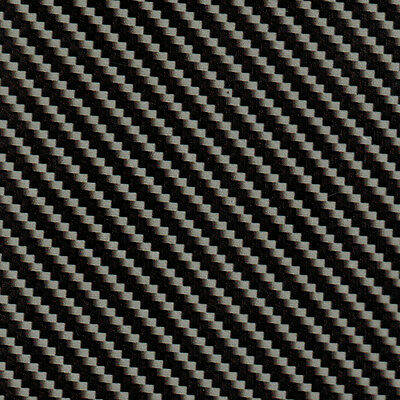 Hydrographics Film Mini Black Transparent Carbon Fiber 39 X 39