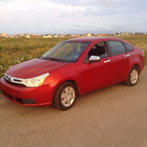 2009 FORD FOCUS NEW 2 YR INSPECTION!!! PRICE REDUCED!!!