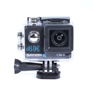 Safara 3 4k Action Camera - Waterproof (like gopro) BNIB
