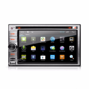Android Double DIN - Navigation WIFI and Bluetooth