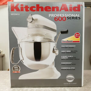 KitchenAid Professional 6qt Stand Mixer - NEW