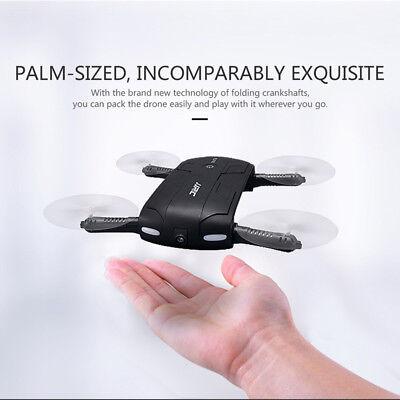 amera Mini Quadcopter faltbarer JJRC H37 ELFIE WIFI  (Elfie Selfie)