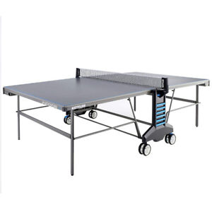 *BRAND NEW* Kettler Ping Pong Table Tennis INDOOR 4 *GERMAN MADE