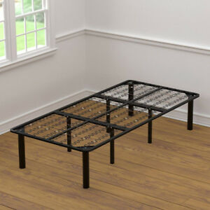 Handy Living 32F-XL-TWIN Extra Long Twin Size Bed Frame