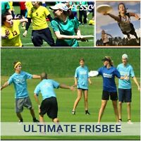 Play Co-ed, For-Fun Adult Ultimate Frisbee with FCSSC this Fall!