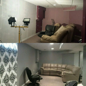 Interior affordable painter