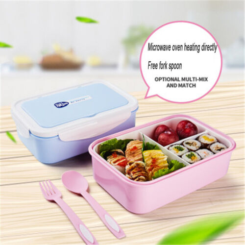 Lunch Box for Women Kids Box Containers Vintage Lunchbox Min