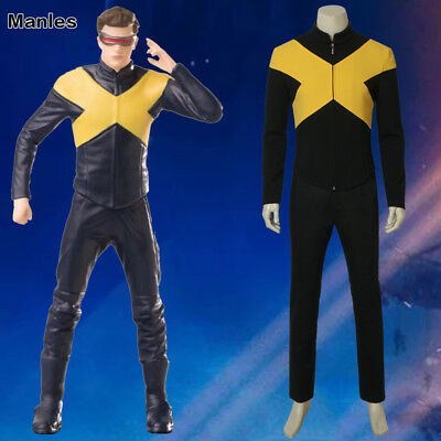 X Men Dark Phoenix Cosplay Cyclops Scott Summers Costume Wolverine Beast Outfits - Costume Phoenix