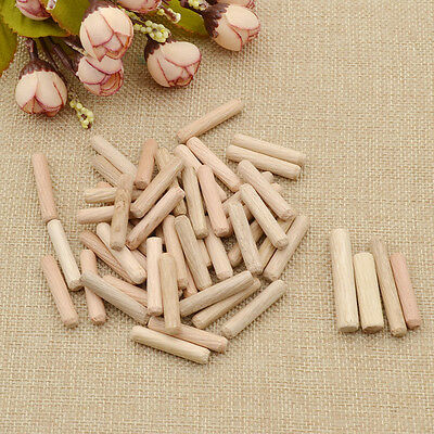 (Cabinet Drawer Round Fluted Wood Wooden Craft Dowel Pins Rods Woodworking Crafts)
