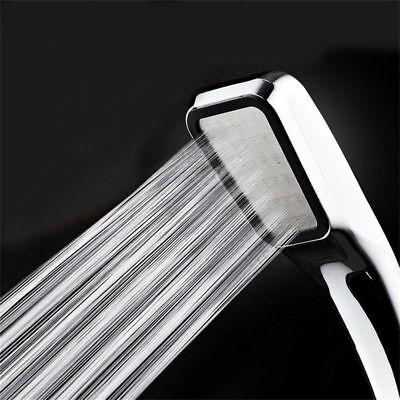 Wasser sparender Hochdruck-Duschkopf Ionische Handfilter-Handbrause (Wasserfilter Duschkopf)