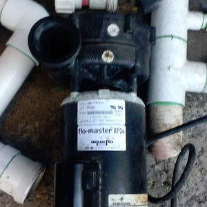 HOT TUB PUMP FOR SALE
