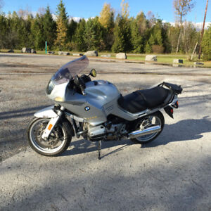 Perfect 2002 BMW R1150RS