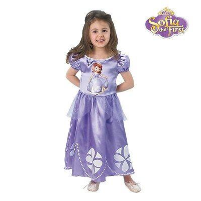 Sofia Kostüme (Disney Sofia die Erste Kostüm Gr. M 116/122 5-6 Jahre)