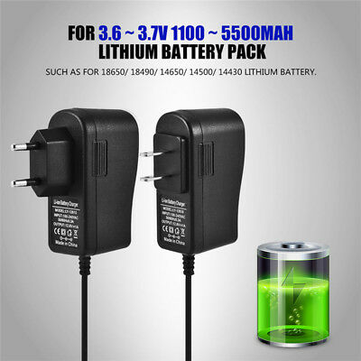 12.6v 1a Power Supply Charger Adapter For Li Battery Euus Plug Led Strip Light