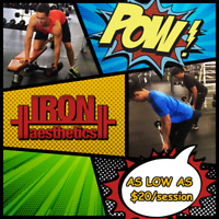 Small Group Personal Training - as low as $20!!!