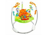 Fisher Price Roarin' Rainforest Jumparoo NEW