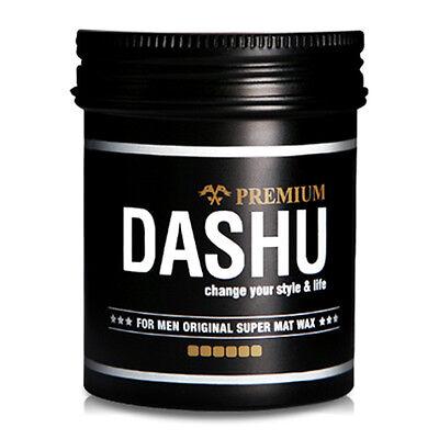 Dashu Mens Hair Wax Original Premium Super Mat Hair Styling Wax for Men 100ml