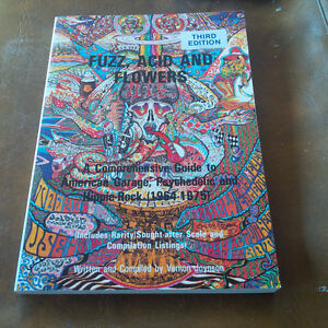 Fuzz, Acid and Flowers, Guide to American Garage, Psychedelic... Kitchener / Waterloo Kitchener Area image 1