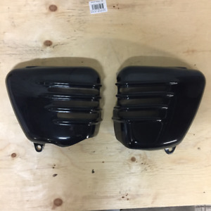 NEW Motone Side Panels for Triumph Air-Cooled Twins