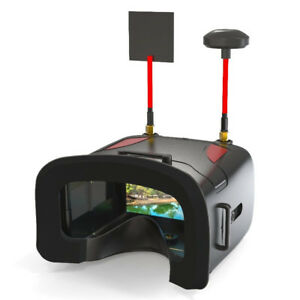 Eachine VR D2 goggles -- FPV drone goggles