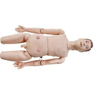 Patient Care Teaching Human Manikin Man Medical Education Model 220316