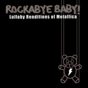 Rockabye Baby! Lullaby Renditions of Metallica CD Brand New (Factory Sealed)