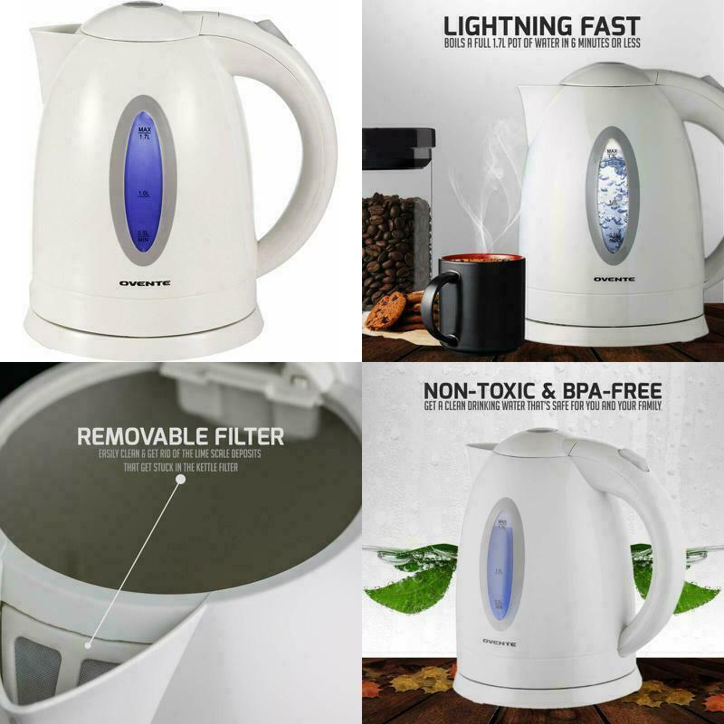 Electric Kettle Water Fast Boiler
