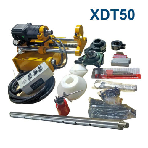 110V XDT50 Portable Line Boring Hole Drilling Machine for Engineering Machinery