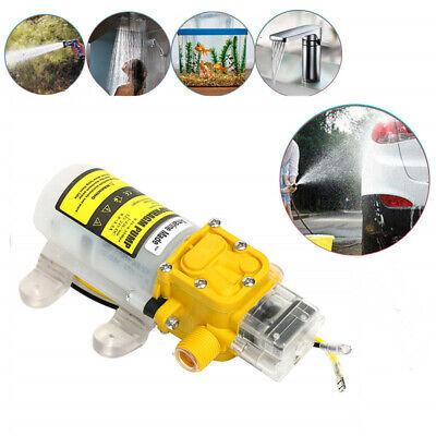 12v Water Pump 3.6lmin Self Priming Pump Diaphragm High Pressure Auto Switch