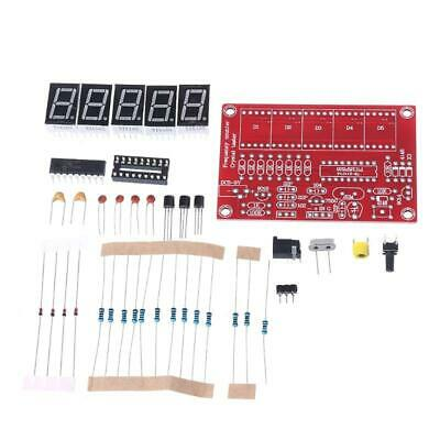 1hz-50mhz Crystal Oscillator Frequency Counter Meter 5-digital Led Display Kit