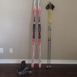 Cross Country Classic Ski Package