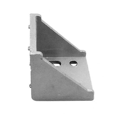 80x80 T-slot L-shape Aluminum Brace Corner Joint Right Angle Shelf Bracket