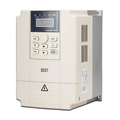 Single Phase 220v 4kw 5hp 1000hz Vfd Inverter For Cnc Engraving Spindle Motor