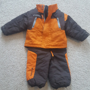 18bbebfd4 Columbia Snowsuit 18 Months