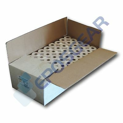 100 Rolls 57mm x 40mm Thermal Paper Credit Card PDQ Streamline Machine Receipt