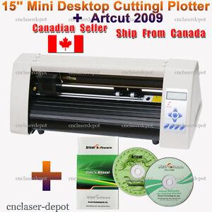 """15"""" Desktop Vinyl Cutter Plotter Redsail (like Roland gx)"""