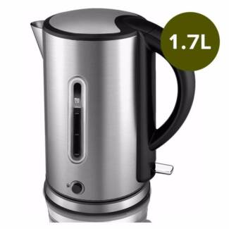 Cordless 1.7L Stainless Steel Electric Kettles Melbourne CBD Melbourne City Preview
