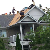 Roofing Company in Mississauga Looking for Shingler!
