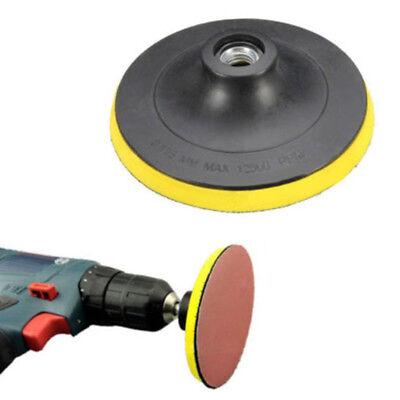 "125mm//5/"" Sanding Disc Polishing Pad Hook And Loop Buffering Backing Plate"