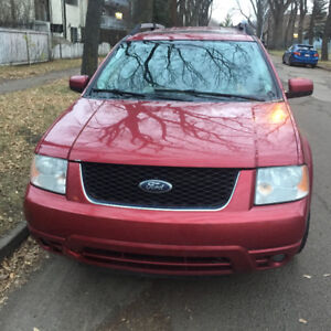 FORD FREESTYLE AWD 2007 AUTOMATIC.     7.      SEATS