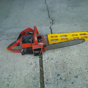 Mighty Mite Chainsaw