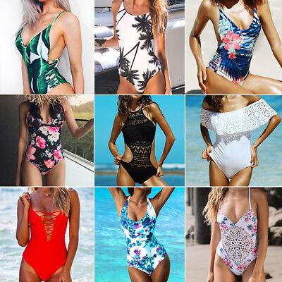 Buy cheap mooskini womens one piece swimsuit swimwear push monokini bathing suit bikini