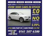 Audi Q3 2.0TDI ( 140ps ) 2014MY quattro S Line Plus FROM £83 PER WEEK