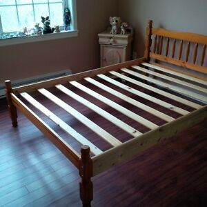 full double bed for sale