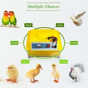 110V Fully Automatic Multiple Model Domestic & Commercial Bird Incubator  251063 251064 251124 251125 251126 251090
