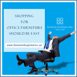 chairs 20% Every Day -We deliver (Ontario) genesissuppliesinc.ca