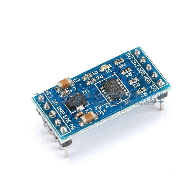 3-Axis ADXL345 Digital Acceleration of Gravity Tilt Module For ARM MCU Arduino