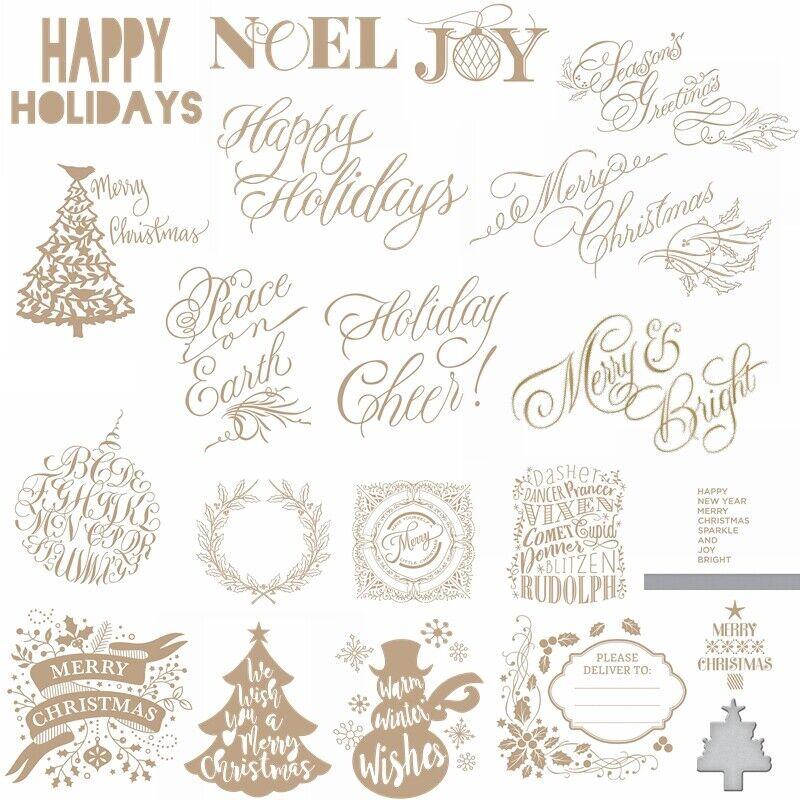 Christmas tree window Metal Cutting Dies For DIY Scrapbook Card Paper Album FG