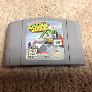 Mischief makers for N64