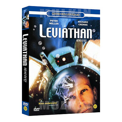 Leviathan (1989) DVD - George P. Cosmatos, Peter Weller, Richard Crenna